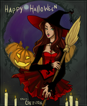 halloween Natalia by Arivina