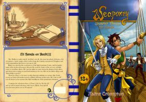 Chapter Three Print Cover by tarorae