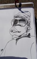 Live Caricature 15 by aaronphilby