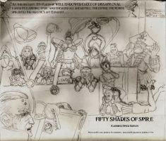 Fifty Shades Of Spire WIP by hieronymushoefer