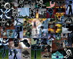 XS Wudai Orion Collage by SkyClimber15