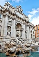 Rome - Trevi Fountain 9 by Lauren-Lee