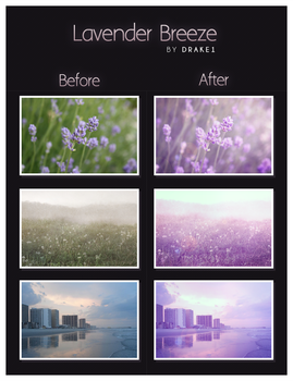 Lavender Breeze by Drake1