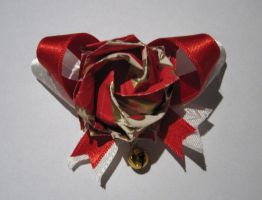red rose clip by oasiaris