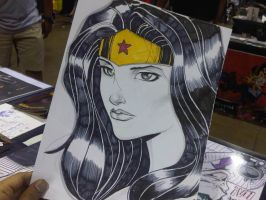 Wonderwoman by Sajad126