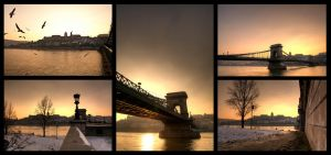 My Chain Bridge 4 by chaosprof