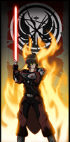 Disciple of the Dark Side by Blazbaros