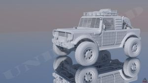 Expedition Truck [With Body] (1) by unDfineD