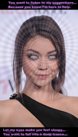 Sarah Hyland hypnotizes you by SleepyGirlsManip