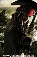 Jack Sparrow... Captain, Jack Sparrow. by Zihark-cosplay