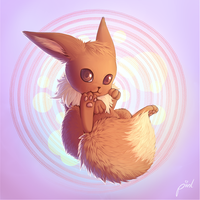 Eevee by piinl