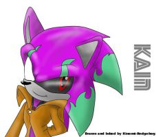 Kain The Destroyer Colour me by M-Craft