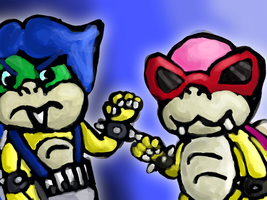 Some Koopalings by Quacksquared
