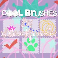 Cool Brushes, set 2 by xblaackparadex