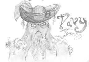 Davey Jones by Stitchfan
