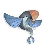 The Horus Fakemon by Neliorra