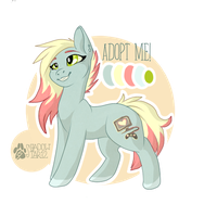 Pony Adopt Auction (CLOSED) by Shadowstar-12