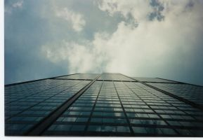 Chicago Building by iinT3nT21
