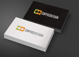 CoffeeDesign Redesign Logo V2 by ahsanpervaiz