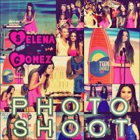 Photoshoot Selena Gomez Teen Choice Awards 2012 by WackoKunVidal