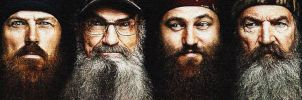 Duck Dynasty Heroes by jaidaksghost