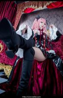 Seraph of the End Cosplay 4 by eefai