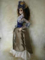Victorian Country Gentlewoman3 by raewhitewolf