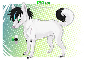 Neo #134 by RonTheWolf