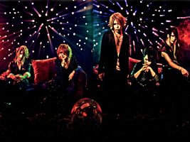 the GazettE - TOXIC wallpaper by Julie666Miller