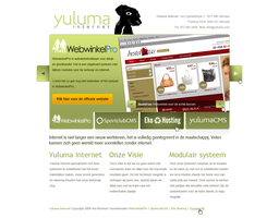Yuluma Internet by SirJulien