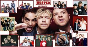 Busted are back ! by DoctorWhoOne