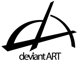 Deviant Art Logo Contest by GRlMGOR