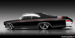 66 Impala Black by ygt-design