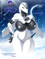 ACE COMBAT INFINITY_F-14 Tomcat girl Complete ^v^ by wsache007