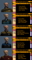 USS Star Cougar Officer Profile by PumawithaPC