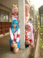 lucky star cosplay 2 by otakuayachan