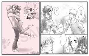 Hello halcyon days - SOLD OUT by NEKO-2006