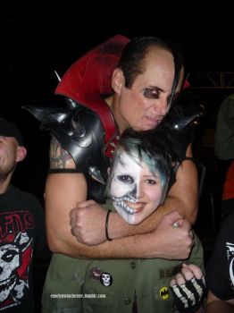 Jerry Only and me by XxShadowHeart13xX