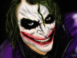 The Joker by Juna69