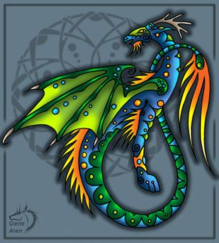Catchclaw in color by Gerie-Aren