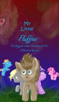 My Little Fluffies Official Poster by DragonsAndDreamscape