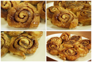 Swirls of Cinnamon by EnchantedCupcake