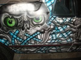 Right hand side of Ute W.I.P (5) by RealityBitez