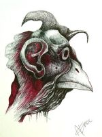 HOMO ROOSTER by broda502
