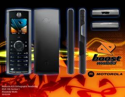 Boost mobile Orthographic by aMorle