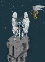 Angels by LordApep