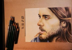Jared Leto the Mars by Gutter1333