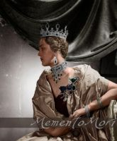 Hereditary Grand duchess Cecilie of Hesse. by M3ment0M0ri