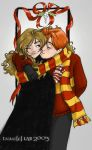 Ron and Herm by lberghol