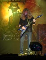 Dave Mustaine 2 by the-ChooK